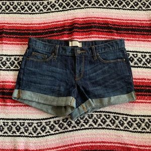 {Banana Republic} Petite Jean Shorts